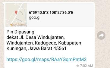 How to Navigate WhatsApp Share Location with Waze