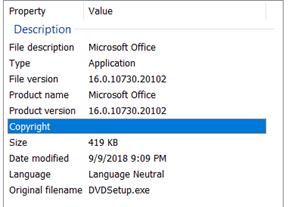 Failure to Upgrade on Office 2019 Error Code: 30182-39